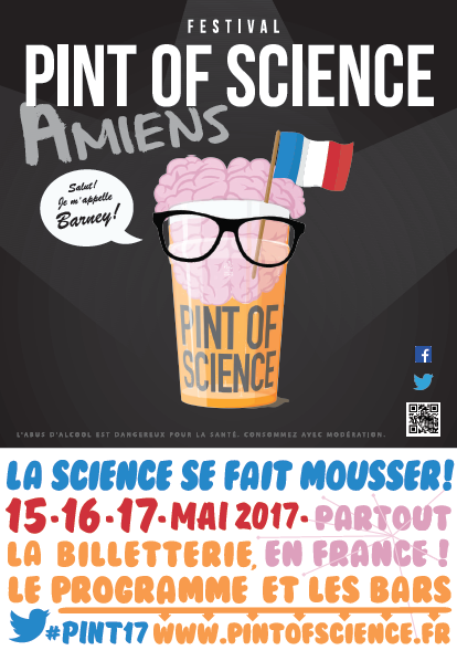 Pint of science 2017